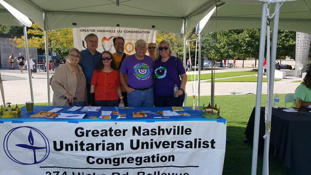 Nashville Cares AIDS Walk - GNUUC Group