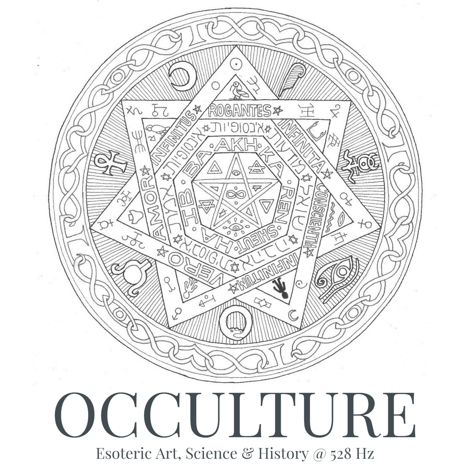 OCCULTURE | Esoteric Art, Science & History @ 528 Hz