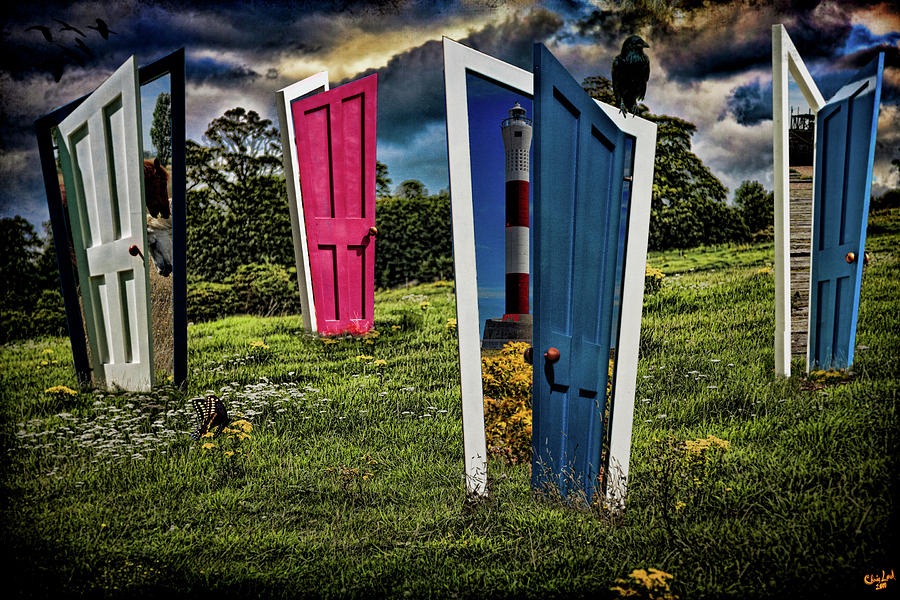 The Doors of Perception, Chris Lord.
