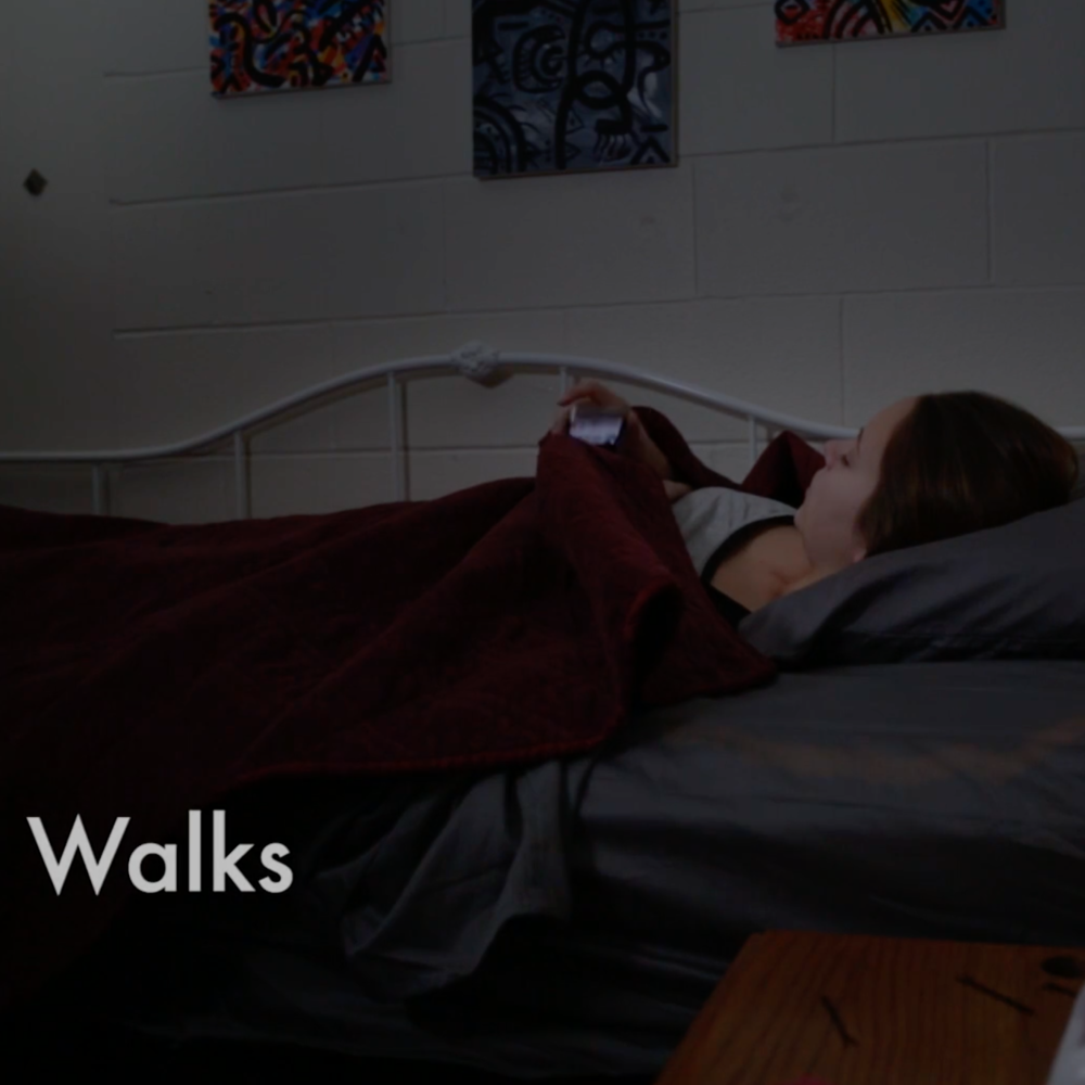Walks- Short Film