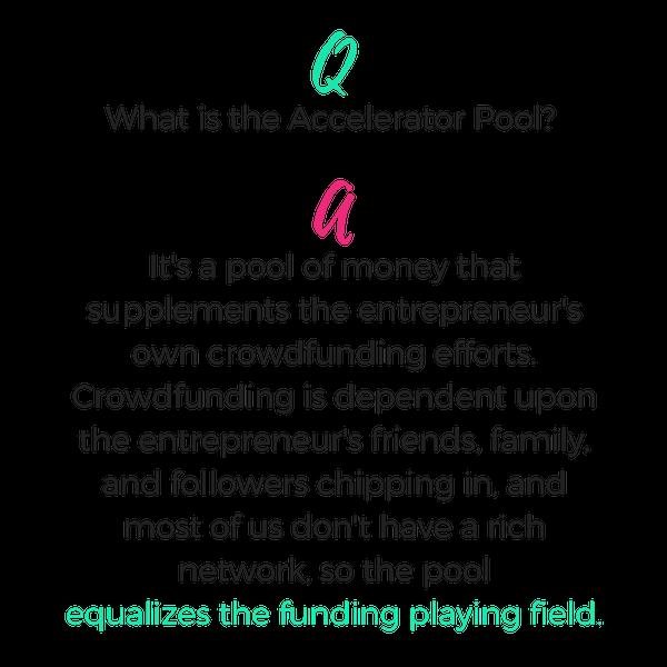 accelerator pool