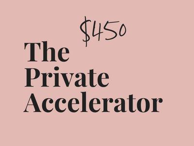 crowdfunding accelerator