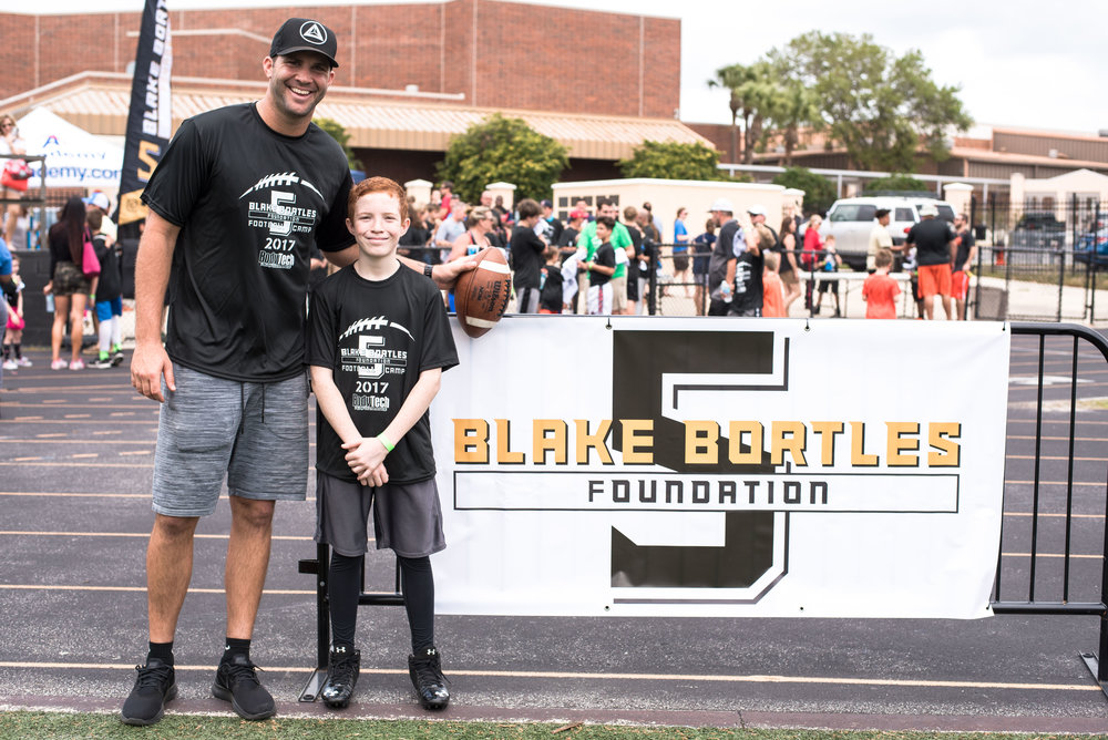 Photos with Blake Bortles