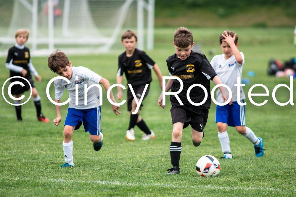 Cincinnati United U9 Dortmund Boys - (CUSE B08 Dortmund)