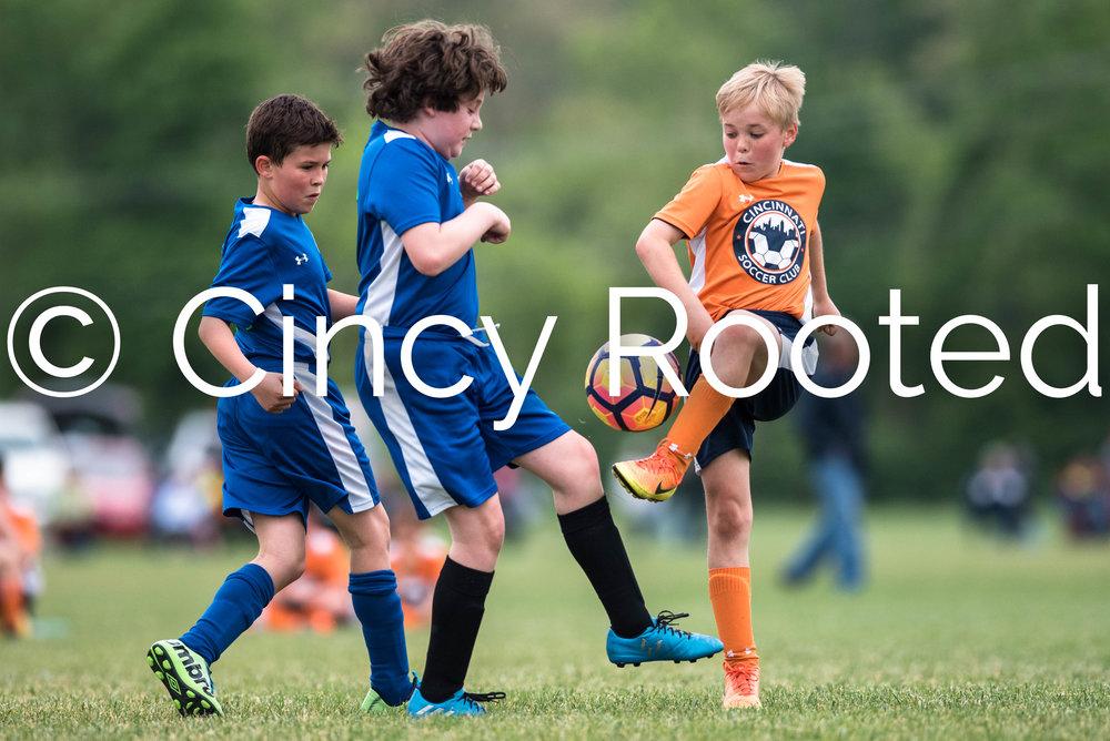 Cincinnati Soccer Club U11 Boys - (Cincy SC B07 Elite)