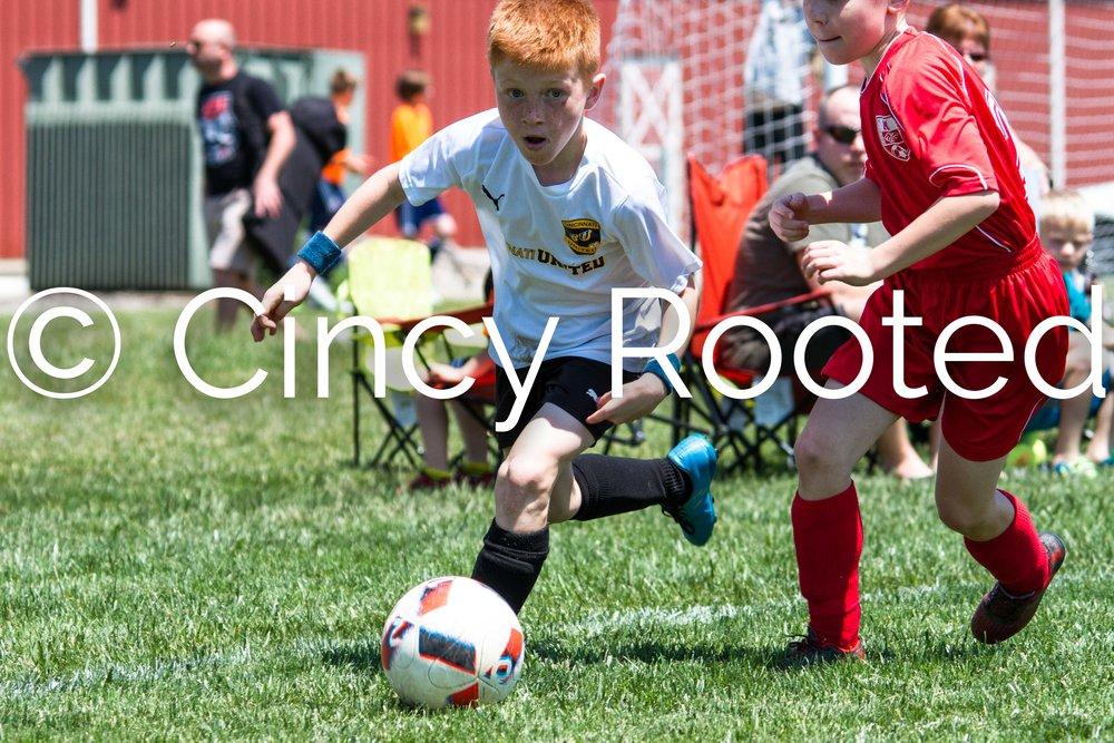 Cincinnati United U10 Dortmund Boys - (CUSE B07 Dortmund)