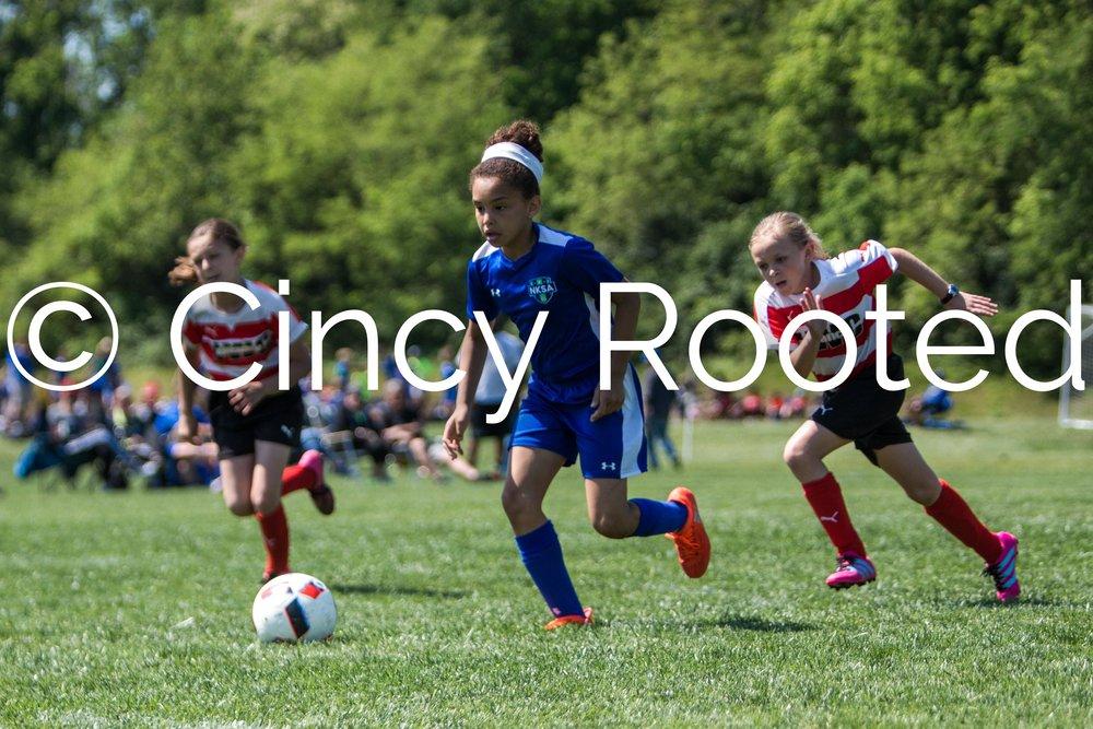 NKSA U10 Lightning Girls - (NKSA Lightning)