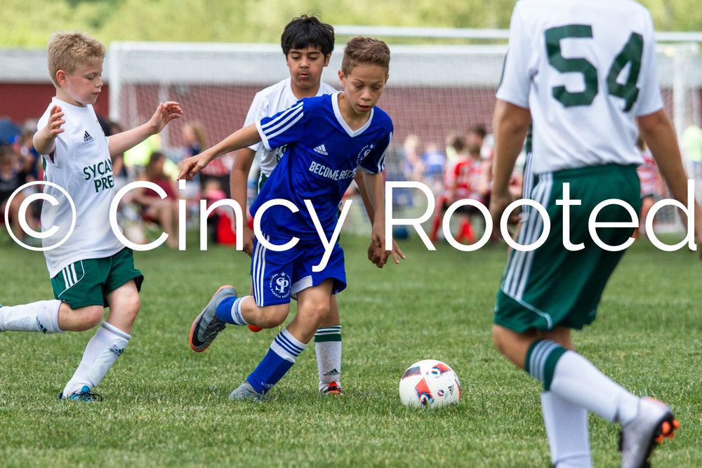 SP Soccer Academy U11 Boys - (SP Soccer Academy Blue)