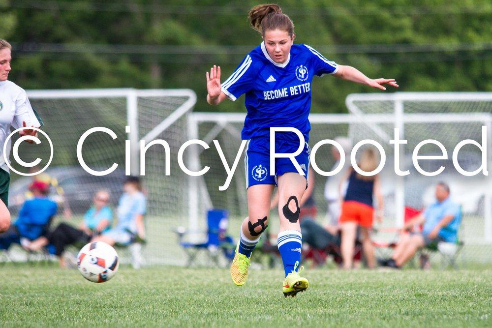 SP Soccer Academy U15 Girls - (SP Soccer Academy Blue)