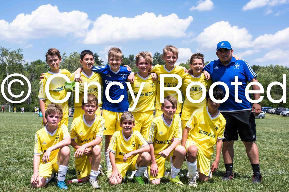 SP Soccer Academy U12 Boys vs NKSA - (SP Soccer Academy Blue 1)