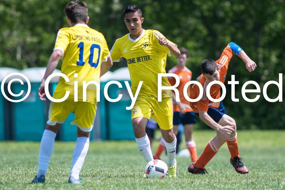 SP Soccer Academy U17 Boys - (SP Soccer Academy Blue)