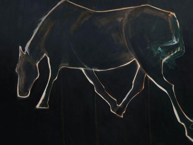 Horse 2, 2009