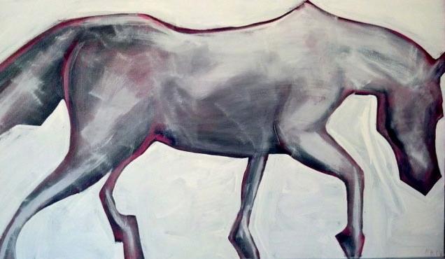 Horse 16 (Kid) 2014