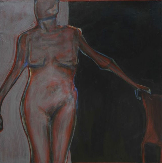 Standing Woman 10, 2013