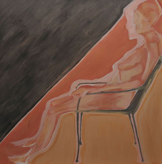 Seated Woman 3, 2012