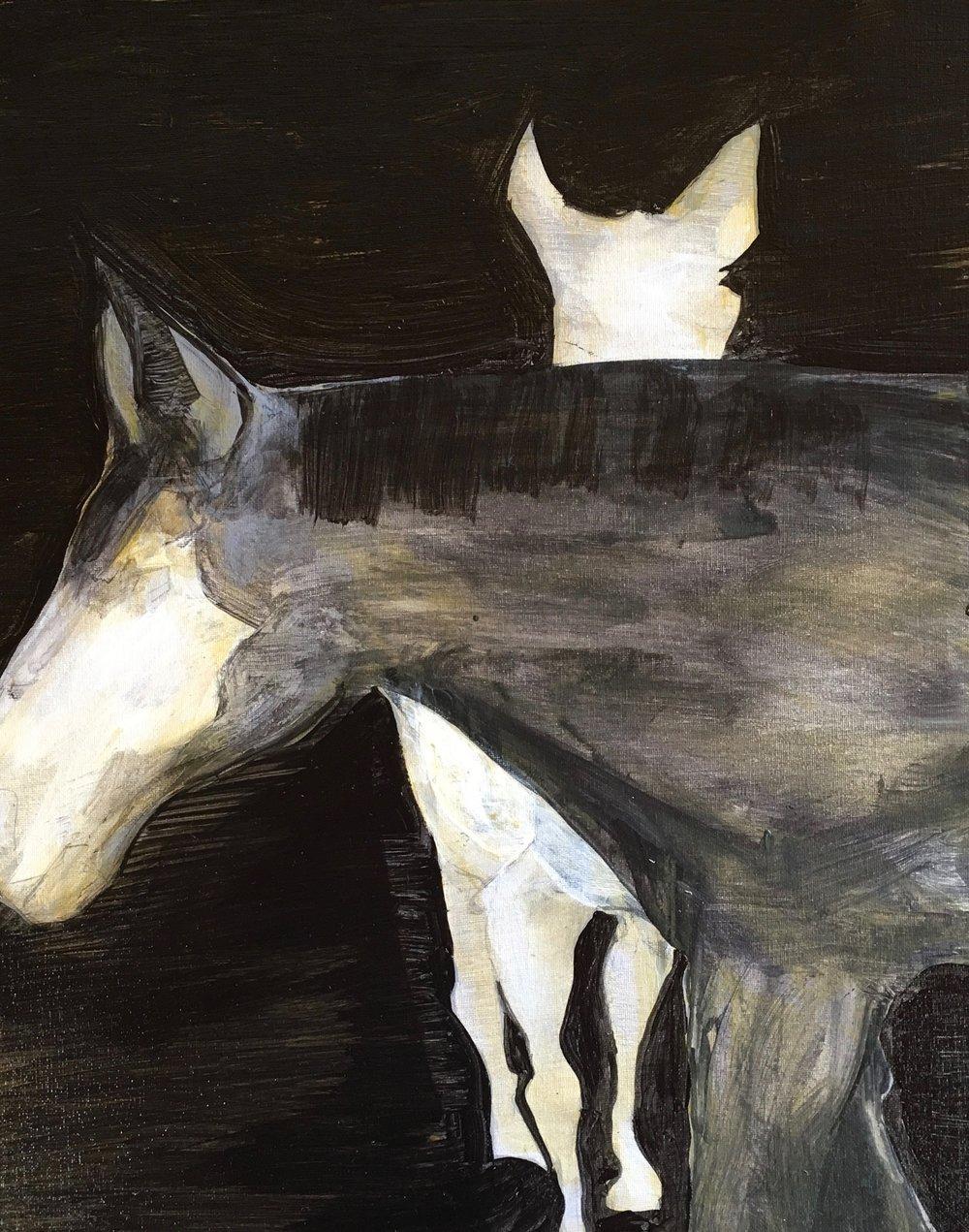 Horses 10, 2018