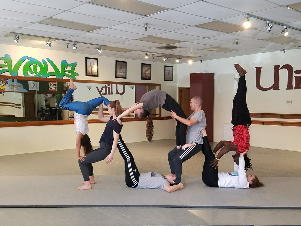 The summer intensive program at Unity School of Dance is for dancers of all ages and levels.