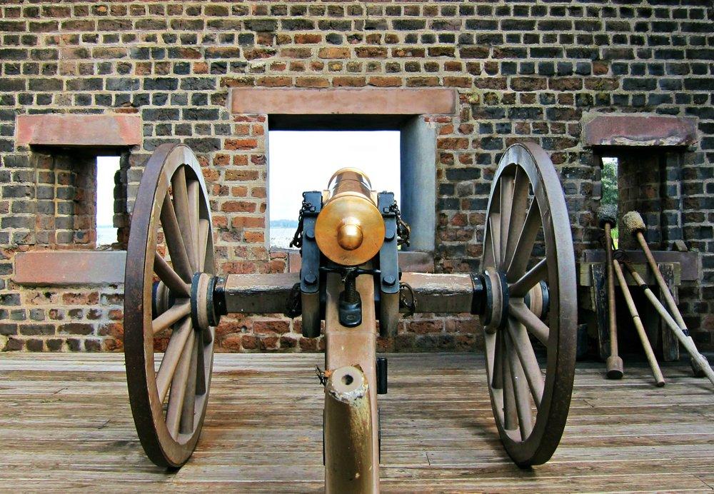 Old Fort Jackson