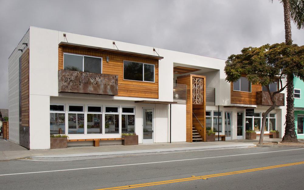 41st design, exterior remodel santa cruz