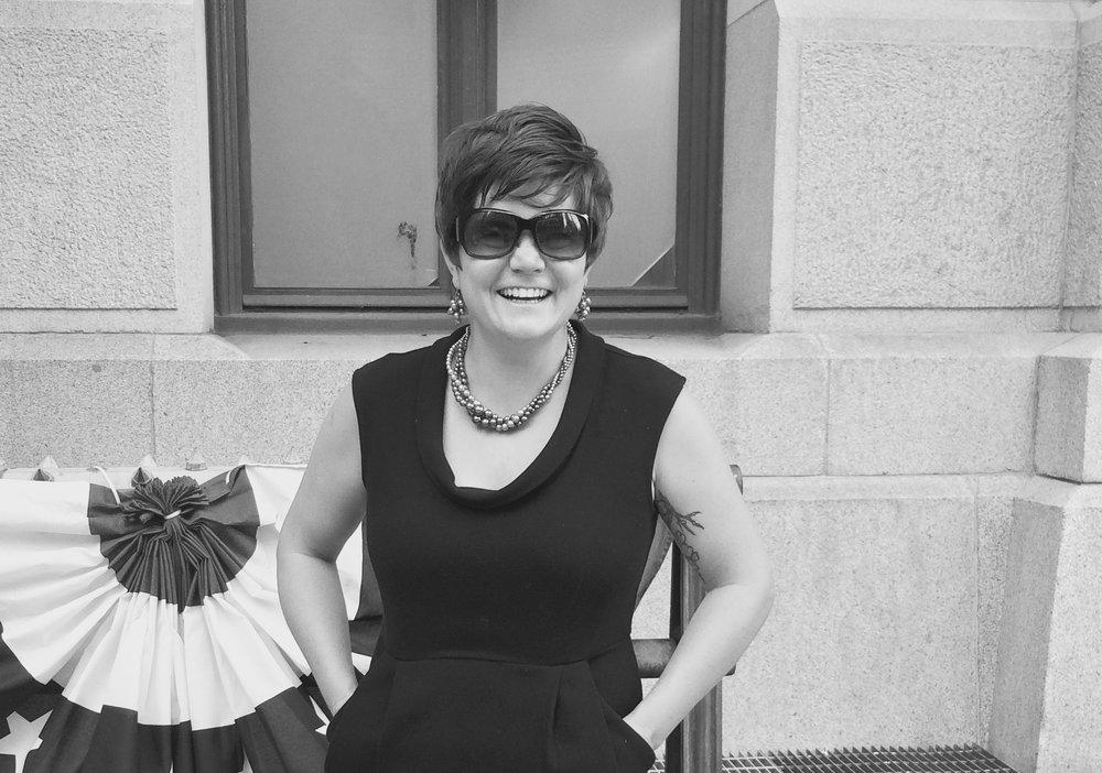 Amy Castro Baker, PhD, MSW