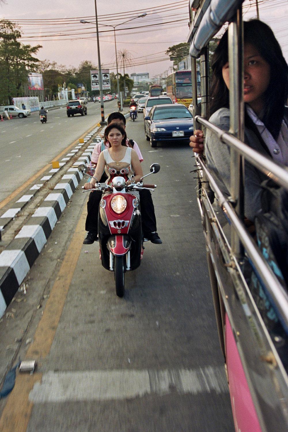 Surin Province, Thailand, 2012