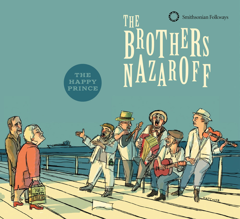 "The Brothers Nazarov - ""The Happy Prince"""