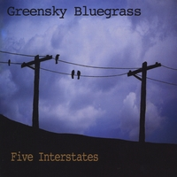 "Greensky Bluegrass ""Five Interstates"""