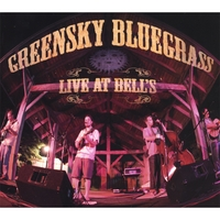 "Greensky Bluegrass - ""Live at Bell's"""