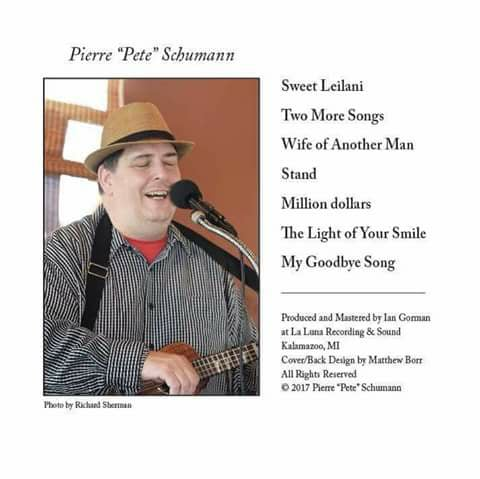 "Pete Schumann - ""The Light of Your Smile"""