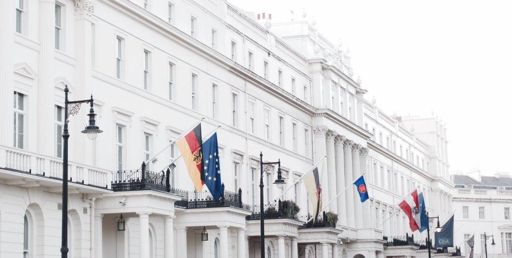 Embassies of Belgravia