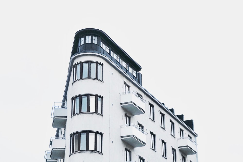 Helsinki-Apartment-Block