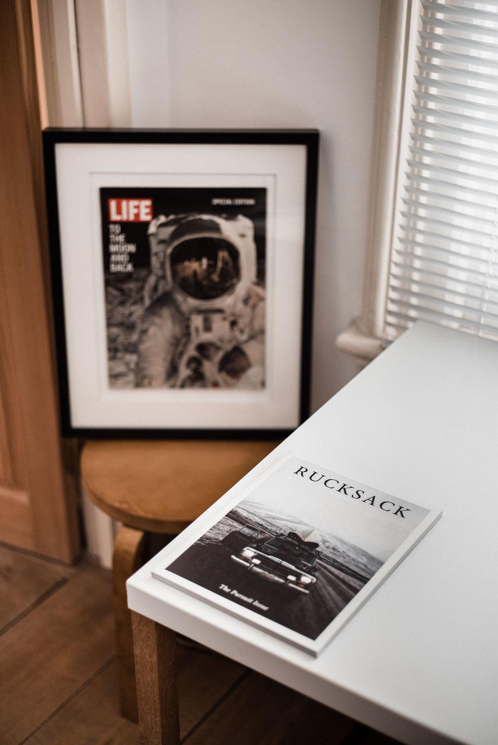 rucksack magazine volume 4 the pursuit issue