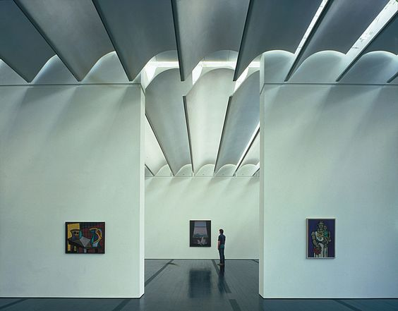 Inside the Menil Collection