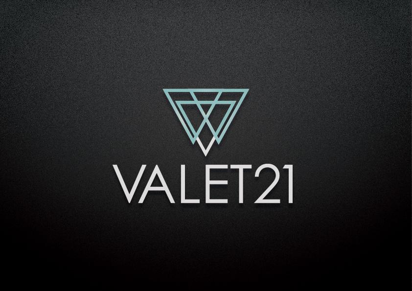 Valet 21 Branding