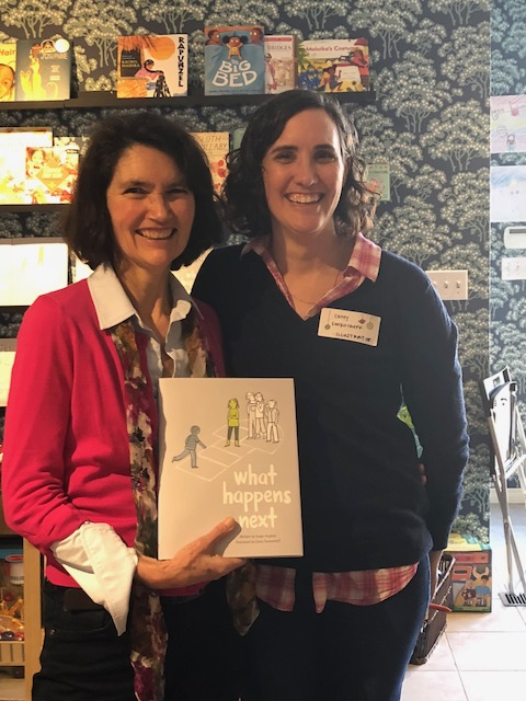 Susan and Carey, Book launch, WHN March 3, 2018.jpg