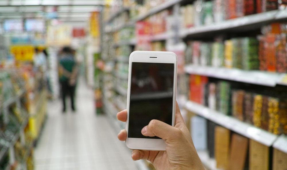 Resultado de imagen para O2O supermarket