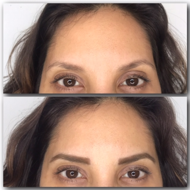 What Is Henna Brows Reshape Microblading Studio