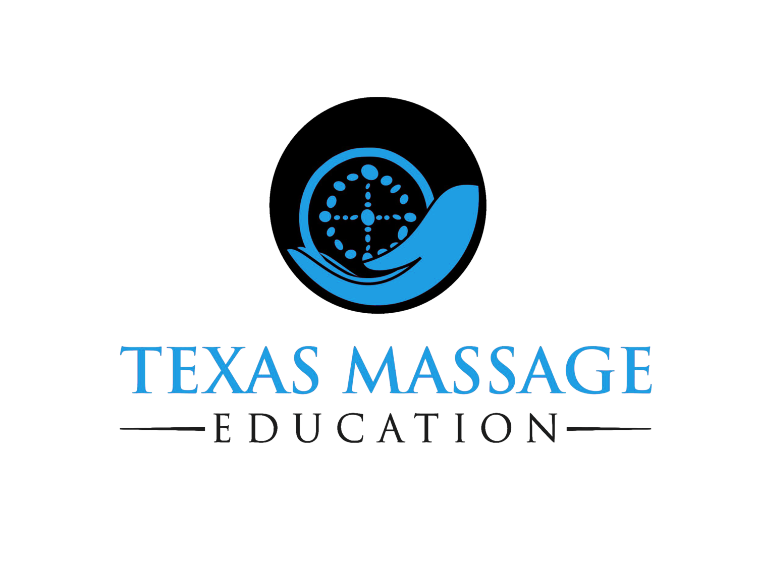 Dot Hips And Thigh Texas Massage Education