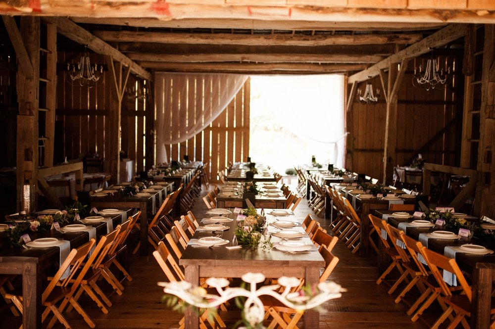 The Barn at Rayne Run - Marion Center, PA