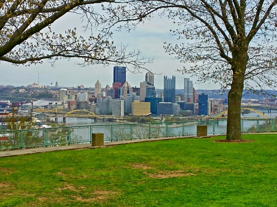 West End Overlook Park - Pittsburgh, PA