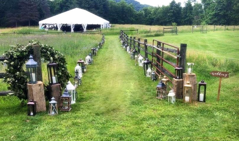 Penn Rustics Rentals_Clay Wedding_Pathway3.jpg