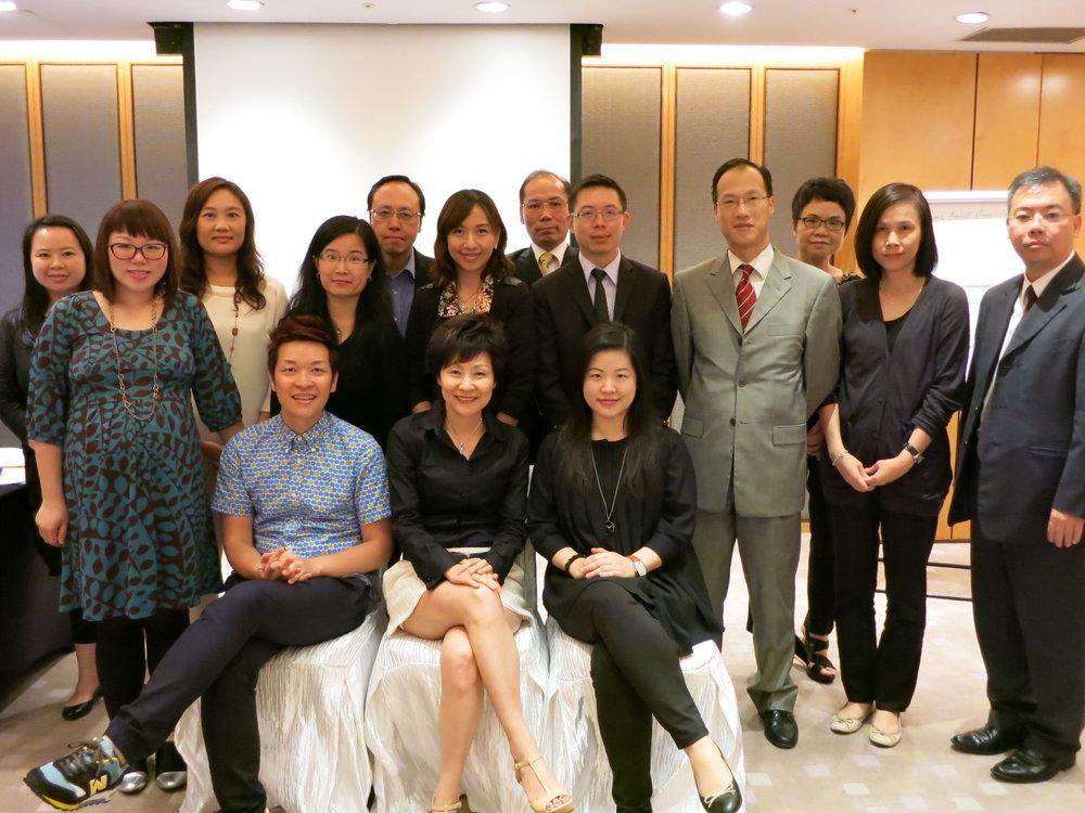 海港城   Peak Performance mindPower™ Leadership Program (Managers), 2014