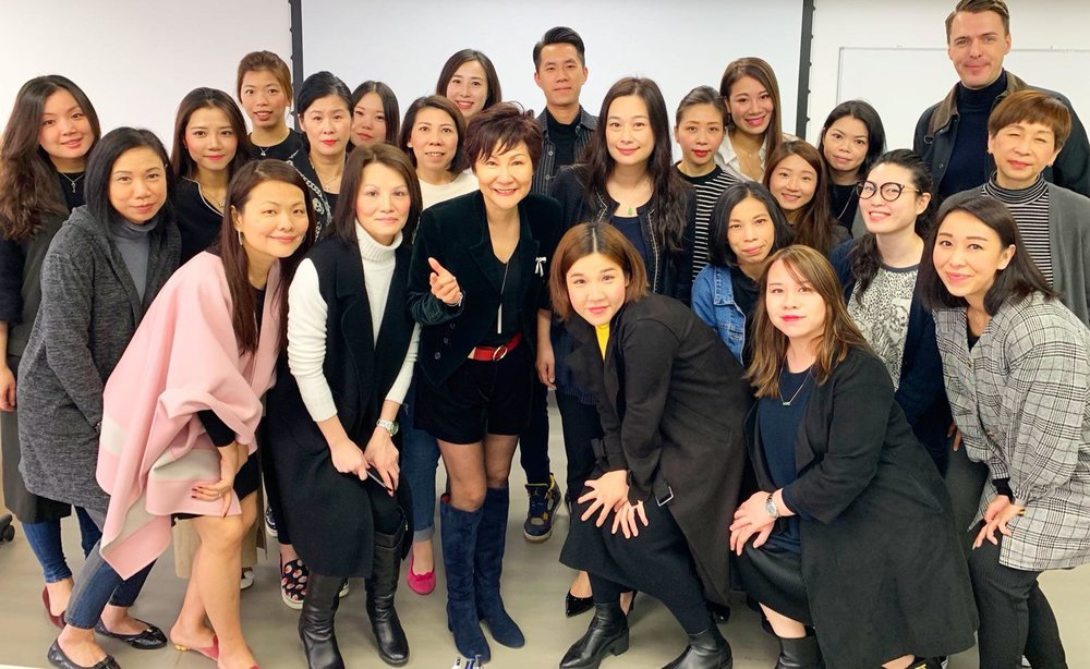 菲拉格慕香港公司  Top Seller Transformational Growth via Business Growth mindDer™, 2019