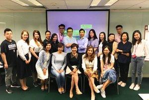 滙豐銀行  Peak Performance mindPower Leadership Program™, 2018