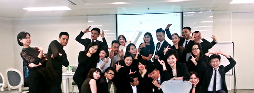 迪奧香港  Peak Performance leadership mindPower™ Program (Managers), 2016