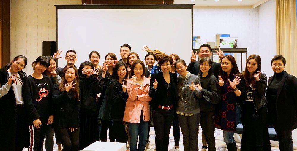 Gucci Group (Hong Kong) Limited   Peak Performance Program via Enneagram, 2019
