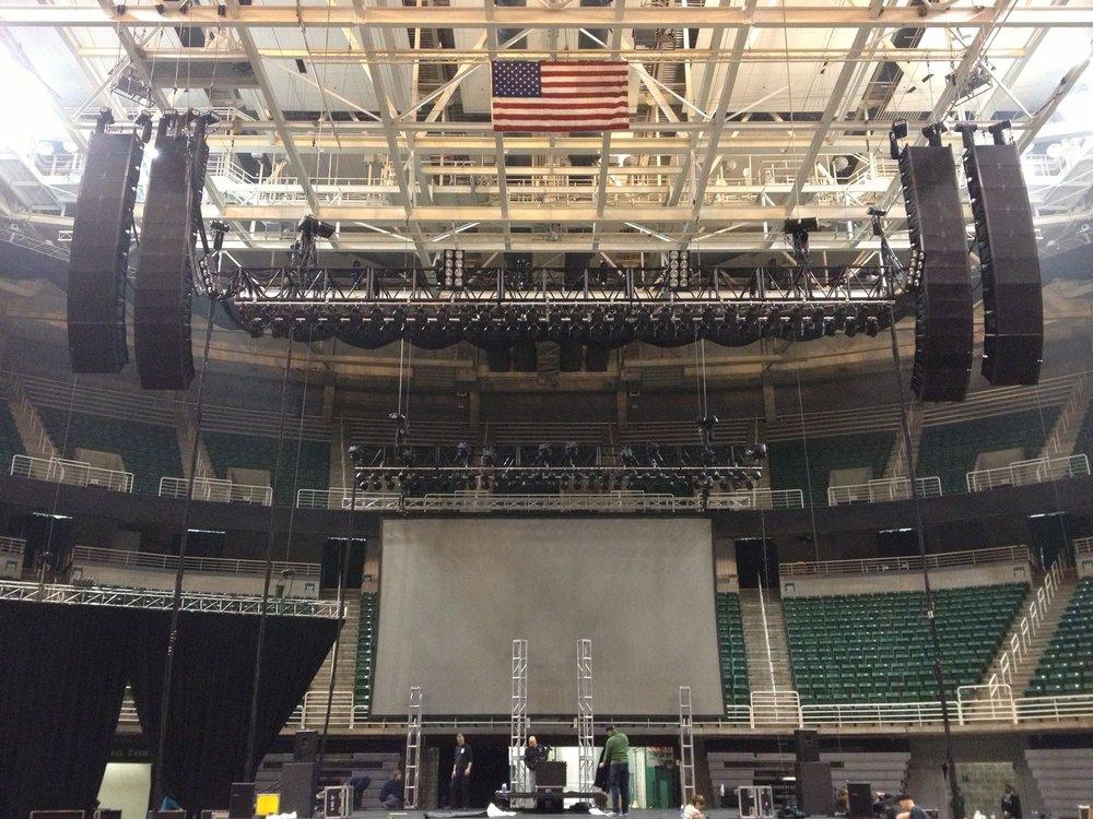 Breslin Arena Lansing Michigan
