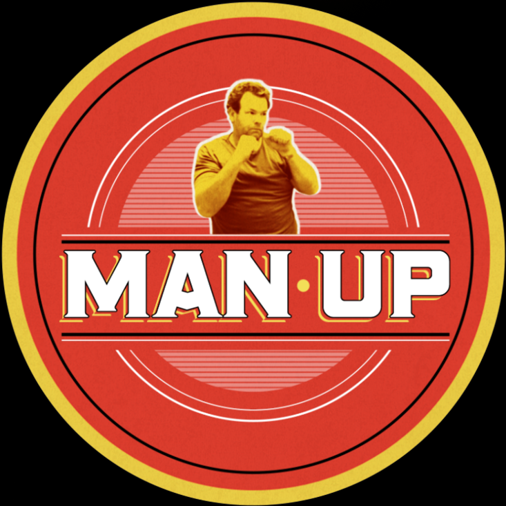 man up logo