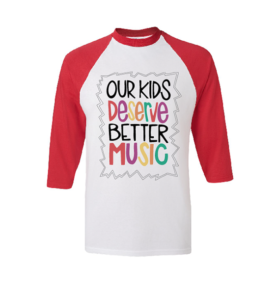 our-kids-deserve-better-music-apparel-baseball-tee