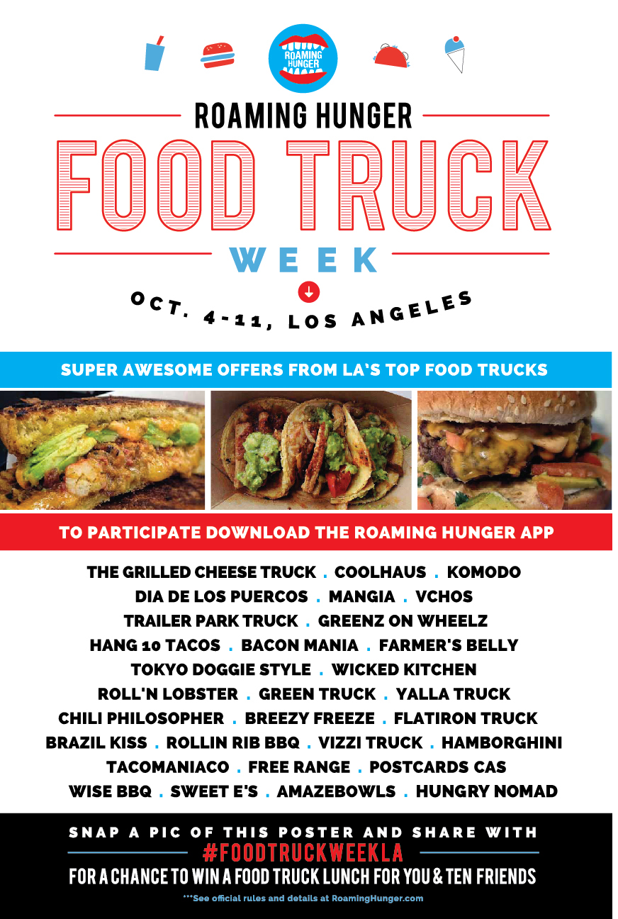 roaming-hunger-food-truck-week-la-print-poster